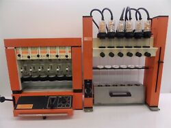 Tecator Soxtec System 1000 1891 Extraction Unit And 1000 3231 Hydrolyzing Unit