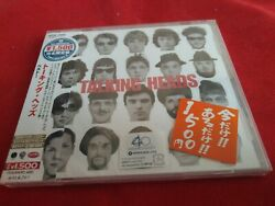 Talking Heads-the Best Of Talking Heads Wpcr-14056 Japan Cd Sealed Limited Rare