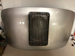 Porsche 356 - Coupe Engine Deck Lid And Grille Single