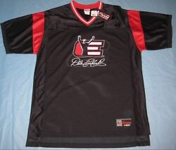 Nascar Chase Authentics Dale Earnhardt 3 Intimidator Football Racing Jersey L