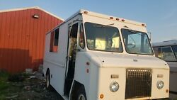 Food Truck - 1990 Ford Standard Diesel Fully Equipped - Needs Fuel Pump Repaired