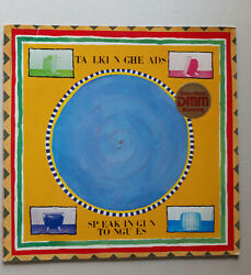 Talking Heads – Speaking In Tongues 1983 Dmm - Promo Stamped Rare Vg+/vg+