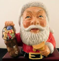 Bairstow Manor Collectables Santal Claus Christmas 2018