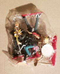 Beatles Cake Toppers Vintage Collectible Complete Hong Kong 1960s Original Pack