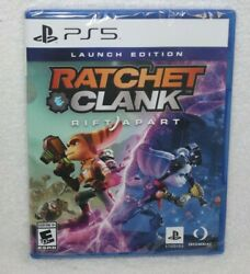 Ratchet And Clank Rift Apart - Ps5 / Playstation 5 - Factory Sealed - Brand New