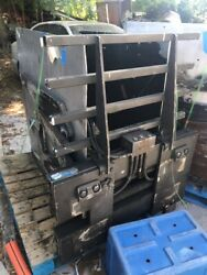 Used Large Cascade Clamp 25d-ccs-850-0 2500lbs