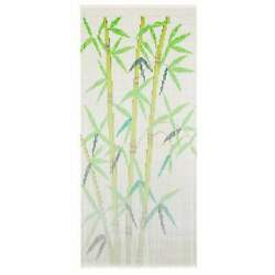 Vidaxl Insect Door Curtain Bamboo Leaves Anti Mosquito Bug Fly Screen Net