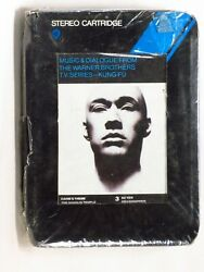 Jim Helms - Kung Fu T.v. Music And Dialogue 1973 1st Uk 8-tr Tape Sealed Rare