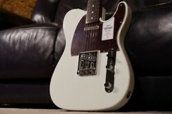 Fender 2021 Collection Japan Trad. 60s Tl Roasted Neck Olympic White