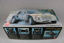 Zf1611 Garbo 1/10 Vehicule Rc Voiture Kit A Monter Peugeot 205 Rally Elektro