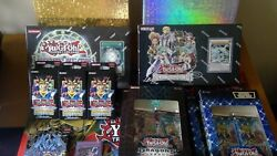 Yu-gi-oh Sealed Collection And Joblot Over 15 Years Of Collecting