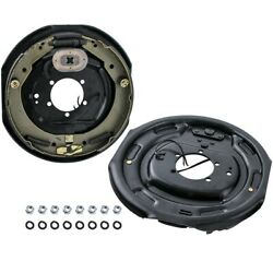 Left And Right 12 X 2 Electric Trailer Brake Assembly 7000 Lbs Axle K23-181-00