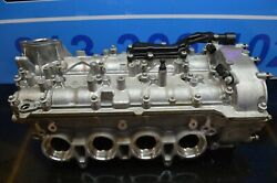 2018 W205 Mercedes C63 4.0l Amg Right Passenger Side Clyinder Head Complete Assy