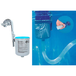 1pc Pool Wall Surface Skimmer Flotation Clean Attracts Floating Debris