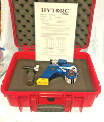 Hytorc 1mxt Hydraulic Torque Wrench 3/4 Drive - 218-1415 Ft. Lbs. Made In Usa
