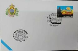 A 1996 San Marino Festivalbar Fdc Parties Special Occasions Xf