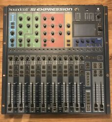 Soundcraft Si Expression 1 Powerful Cost Effective Digital Console