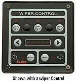 Imtra Ex210424, Wiper Control Panel For 4 Wipers, 24vdc