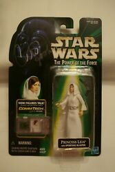 Rare Hand Signed Carrie Fisher Princess Leia Figure Autograph Star Wars Nos Mint
