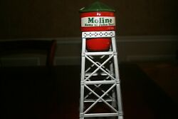 Department 56 Snow Village John Deere Water Tower Only Available One Year