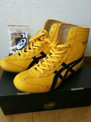 Onitsuka Tiger Kill Bill Model Thl302 Wrestling 81 Le Without Box 27.5cm