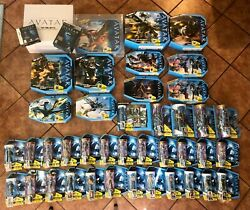 James Cameronand039s Avatar Complete 2009 Mattel Collection New