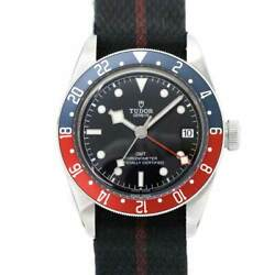 Tudor Heritage Black Bay Gmt 79830rb Automatic Black Dial Mens Watch 90129907