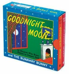 A Baby's Gift Goodnight Moon And The Runaway Bunny By Margaret Wise Brown...