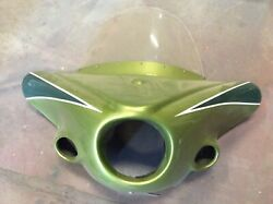 Vintage Headlight Windshield Faring Motorcycle Parts