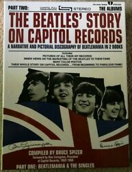 The Beatles Story On Capitol Records, Parts One And Two [slipcase Edition]