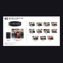 [the Boyz] Special Edition Official Merchandise / 2. Multi Case And Pc / August 12
