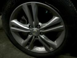 Wheel 17x7 Exposed Lug Nuts 10 Spoke Alloy With Tpms Fits 16-17 Sonata 1537583