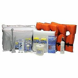 The Small Boater Coast Guard Safety Kit 7-0744 Uscg Compliance And Safety Kit