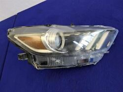 2015-2019 Ford Mustang Gt 5.0l Passenger Headlight Xenon Hid Shelby Gt350 Parts
