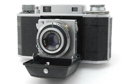 Rare Near Mint Arco 35 J Rangefinder Colinar 5cm 50mm F/3.5 Lens From Japan