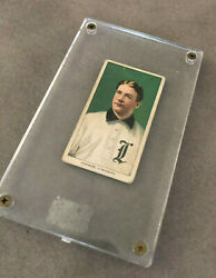 1909 T206 Bock Hooker Old Mill Tobaco Card Southern League Lynchburg - Rare