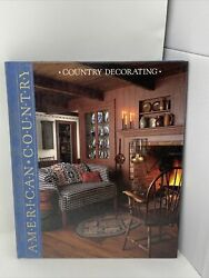 Country Decorating American Country By Time-life Books