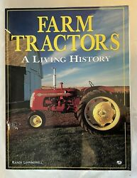 Used Farm Tractors A Living History By Randy Leffingwell Free Shipping