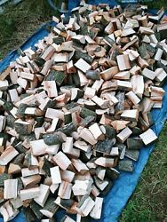 Pear Wood Chunks For Smoking Meat Grilling, Bbq 10x12x8 Box Around 12lb