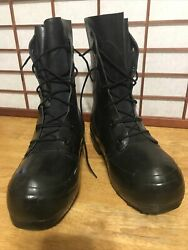 Bata Mickey Mouse Bunny Rubber Extreme Cold Us Military Boots Size 8 Xn