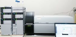 Shimadzu 8030 Msms Upgrade With Uf-lens And Prominence Xr Uflc System