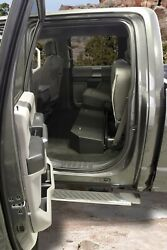 Tuffy Security 316-01 Interior Storage Box In Black Fits 15-18 Ford F-150