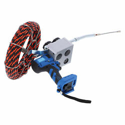 Cable Threading Machine Automatic Electric Plumber Wire Puller Pulling Tool New