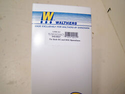 Walthers 948-8827 Code 83 6.5 Right-hand Curved T/o Track Never On A Layout