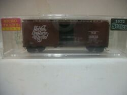 Micro Trains 1972 Series 40' Standard Box Car New Haven 020 00 029 N Scale New