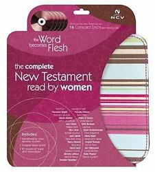 Ncv The Word Becomes Flesh Audio Bible The Complete New Testament Read B - Good