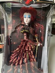 Alice In Wonderland And Through The Looking Glass Iracebeth Red Queen 17 Andlsquo Doll