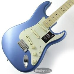 Fender American Performer St Satin Lake Placid Blue Made In Usa