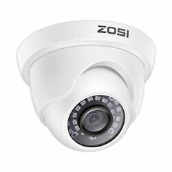 Zosi Zm4182e 1080p 2.0mp Poe Security Ip Camera Dome Camera With Night Vision...