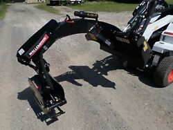 New Wallenstein Lxg210sb Log Grapple Attachment For Small Loaders And More